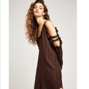 BCBGeneration BROWN DRESS
